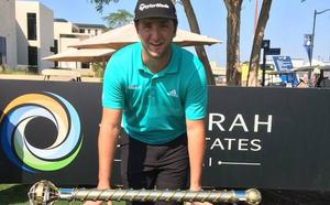 Jon Rahm defiende su título en Dubái