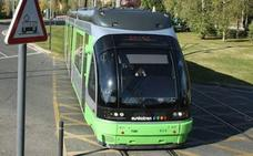 El PP plantea una línea de tranvía Salburua-Zabalgana con 13 paradas
