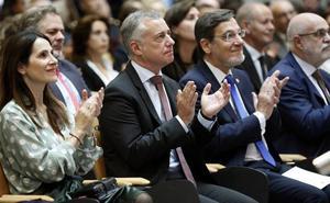 El presidente del Tribunal Superior carga contra el acuerdo estatutario entre PNV y Bildu