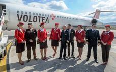 Volotea estrenará en abril conexiones con Oporto, Nápoles y Alicante desde Loiu