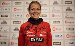 «Me siento muy identificada con el BM Bilbao, por eso he decidido cambiar de aires»