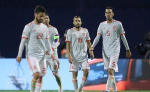 España cae en la ruleta rusa de Zagreb