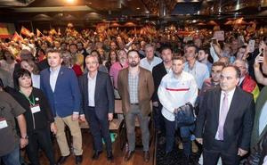 PP y Ciudadanos se solidarizan con Ortega Lara por el 'escrache' sufrido en un acto de VOX en Murcia