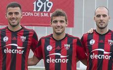 «Espero aportar muchas cosas al equipo», apunta Adrián Güemes