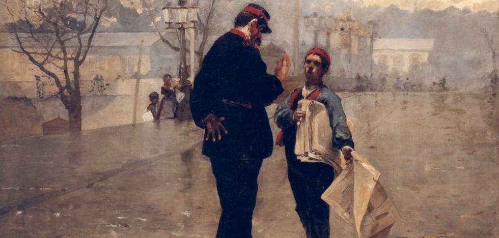 Machín, el alguacil corrupto que acabó en una jota por borrachín