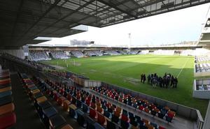 Barakaldo destinará un millón de euros para reformar el estadio de Lasesarre