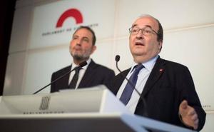 La cumbre de Torra para el diálogo entre partidos constata la división en Cataluña