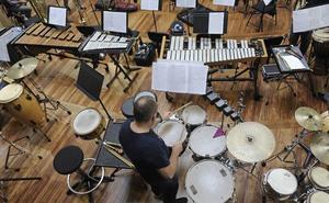 Bastidako eta Gasteizko musika-bandak batera arituko dira larunbatean