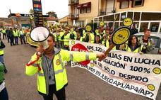 Más del 70% de los trabajadores de la AP-1 despedidos son de Miranda
