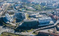 La reurbanización del barrio basauritarra de Sarratu estará completada en 2020