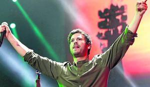 Taburete actúa hoy en Vitoria: «Hemos tenido que crecer mucho según lo hacía 'el fenómeno'»