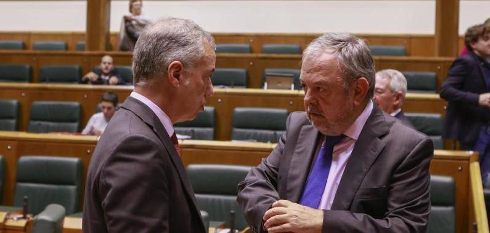El PNV se aferra a su pacto con Bildu para reformar el Estatuto