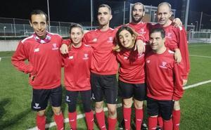 El Athletic vuelve a incluir a miembros de Geu Be en la segunda Liga Genuine Santander