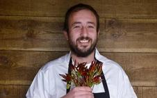Iván Abril: «La alta cocina da mucho como profesional pero quita mucha vida»