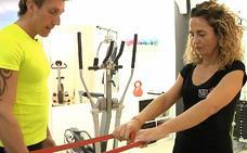 Ejercicios para entrenar el tren superior: tríceps y dorsales