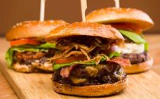 Las hamburguesas se quieren zampar al chuletón