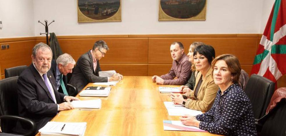 Bildu seguirá negociando los Presupuestos vascos tras constatar que el Gobierno «se ha movido»