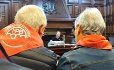 La Corporación de Berriz apoya las revindicaciones de los pensionistas