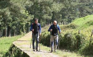 La ruta de la costa del Camino de Santiago se consolida con más de 7.100 peregrinos anuales