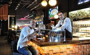Un menú exclusivo en el Sagartoki por sólo 38 € con Jantour