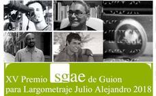 Moriarti ekoiztetxeko Jorge Gil, SGAEren sarietako finalista