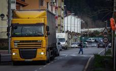 La variante sur de Markina inicia la cuenta atrás para sacar los camiones de las calles
