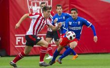 Bilbao Athletic-Cultural, el derbi de las rachas