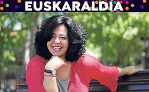 Gurutze Beitia: «Aún me mosqueo un poco cuando me hablan de vascuence y no de euskera»