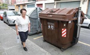 El 28% de los basauritarras utiliza el contenedor marrón