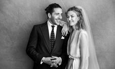 La 'Zariña' se casa con Valentino y con Torreta