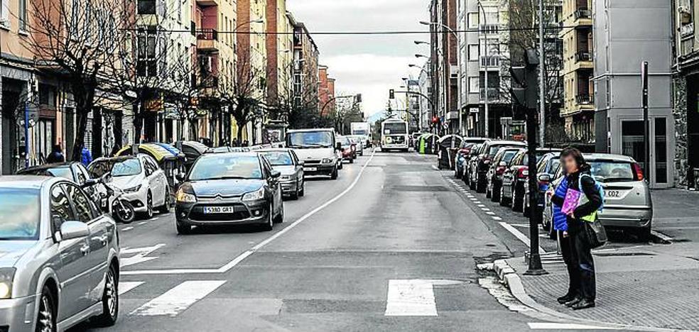 Detenido un hombre por una agresión sexual en Vitoria