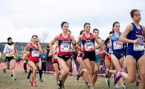 Elena Loyo, más cerca del Europeo de cross tras concluir tercera en Soria