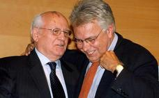 «Felipe González era el líder mundial favorito de Gorbachov»