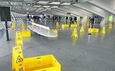 Medio millón para sanear el aire que enferma a los empleados del aeropuerto