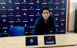 Íñigo Vélez lamenta que «nos falta ese plus de competir»