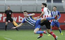 Villalibre sale al rescate del Bilbao Athletic