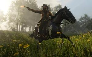 Red Dead Redemption 2, un western crepuscular a fuego lento