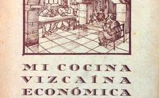 La cocina vizcaína y económica de Mercedes Lezama