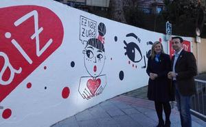 'No soy tuya, soy mía', la campaña de la Diputación por el 25N