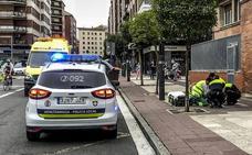 Los robos con violencia se disparan un 38% en Vitoria
