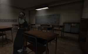 'Evil Nun' de Etorki Games podrá jugarse en la Indie Zone de Fun & Serious