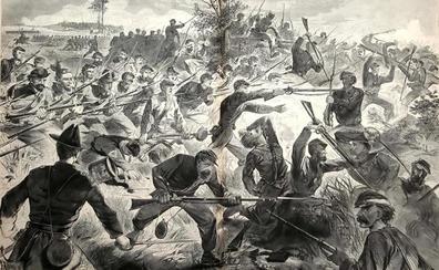 La bayoneta, el arma que nació en Baiona... y en China