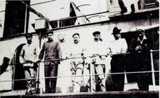 La odisea del 'Igotz Mendi', el buque fantasma