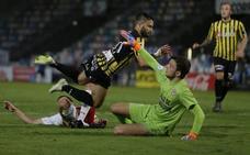 Larrazabal aprovecha la Copa Federación para mantener rodada a toda la plantilla