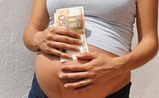 Bizkaia espera devolver en un par de meses las tributación por maternidad