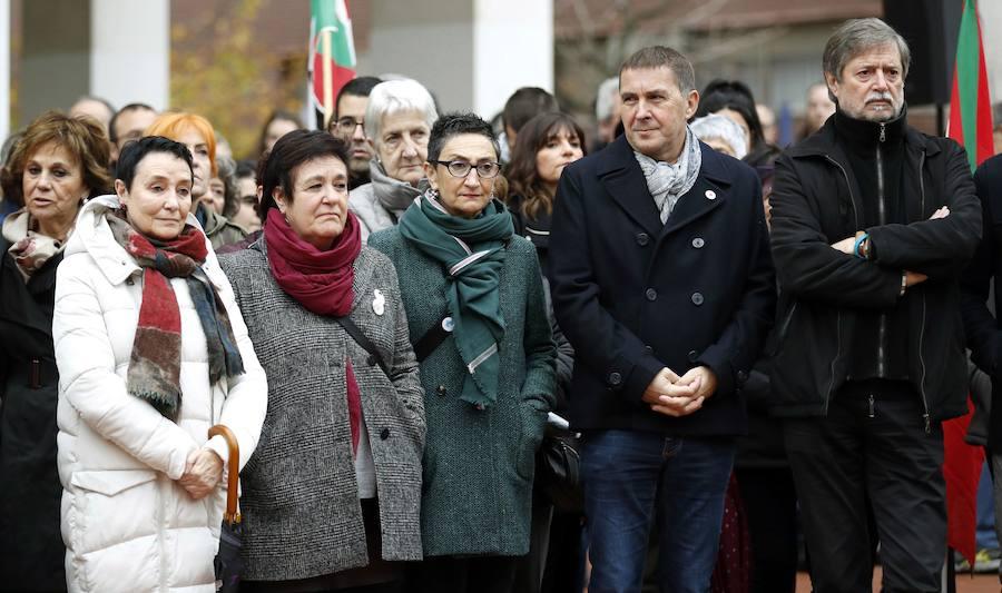 Piden reconocer a las víctimas del Estado en el homenaje a Muguruza y Brouard