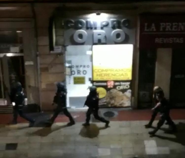 Simulacro en Vitoria: «A todas las patrullas, posible ataque yihadista en Dendaraba»