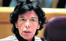 La reforma de Celaá solo permitirá superar Bachillerato con un suspenso en excepciones