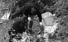 Dos menores quemadas vivas en una chabola