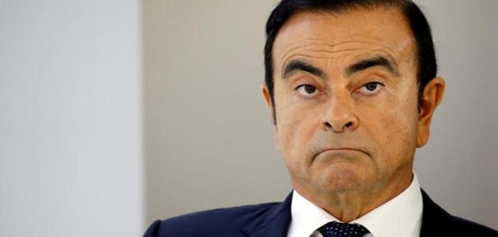Renault nombra una dirección provisional y mantiene a Ghosn como presidente